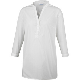 Columbia Early Tide Longsleeve Shirt Women white